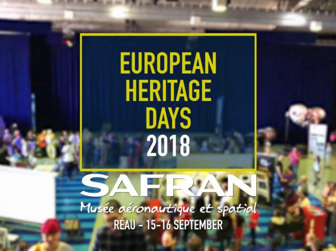 2018 European Heritage Days: resounding success for the Safran Museum