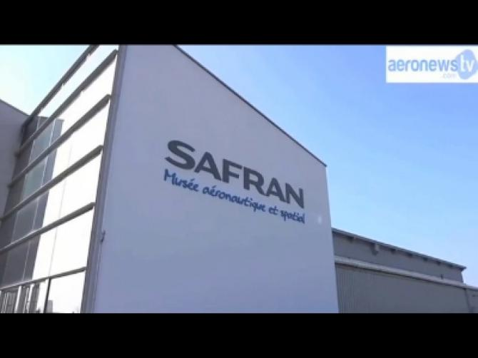 Safran Museum - Aeronews.tv coverage March 2013