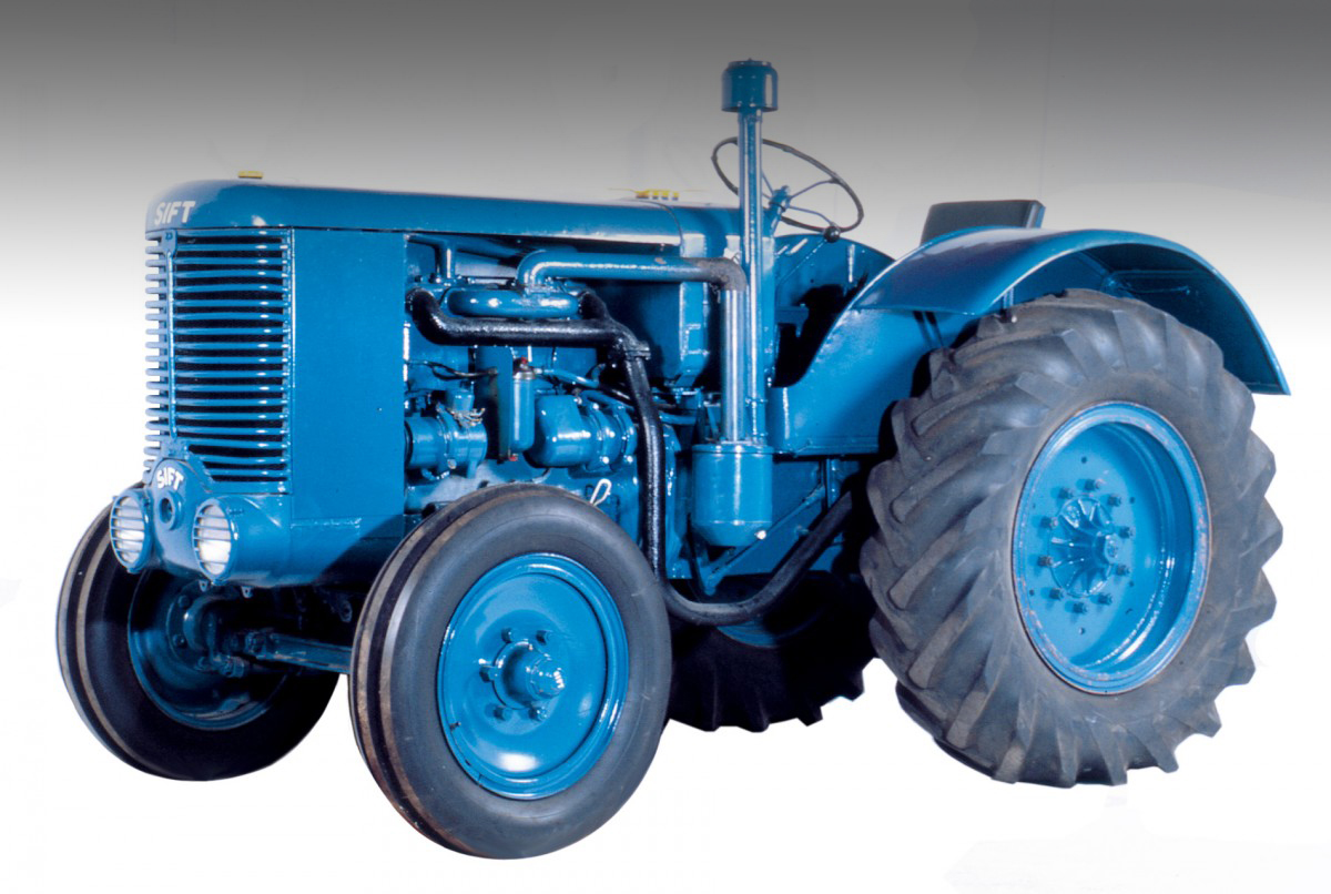 Tractor SIFT TD4